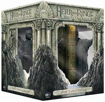 hot sale online to buy beauty Herr der Ringe: Die Gefährten - DVD Sammlerbox 4 DVDs + ...