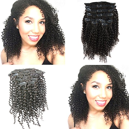 AllHairz Natural Black Color Brazilian Remy Virgin Hair 3B 3