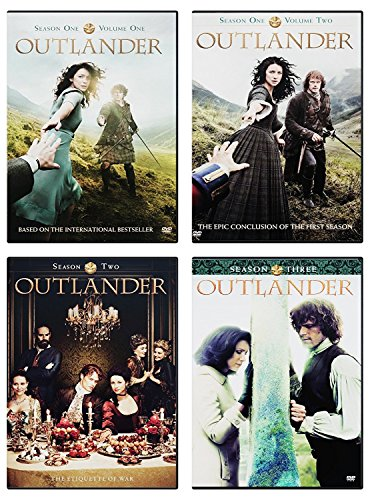 Studio1 Outlander: The Complete Series Season 1-3 DVD