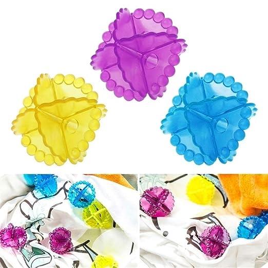 King Boutiques 1Pc Magic Soft Laundry Ball Lavadora Secadora Ropa ...