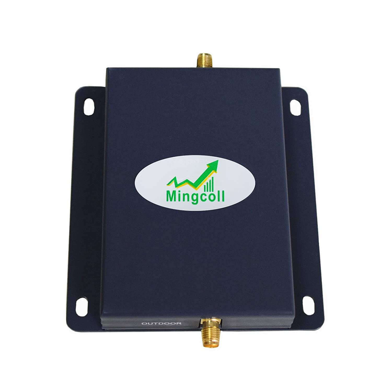 Amazon.com: ATT T-Mobile Cell Mobile Phone Signal Booster Mingcoll Home 4G LTE Cell Booster 700MHz Band 12/17 Cellphone FDD Signal Amplifier Repeater Kit ...