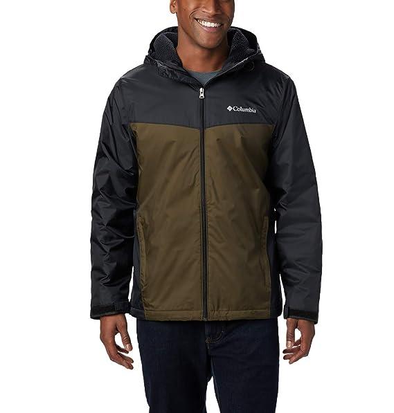 Amazon.com: Columbia Glennaker Sherpa - Chaqueta con forro ...