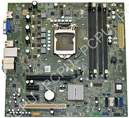33FF6 Dell Inspiron 580 580s Desktop Motherboard s1156