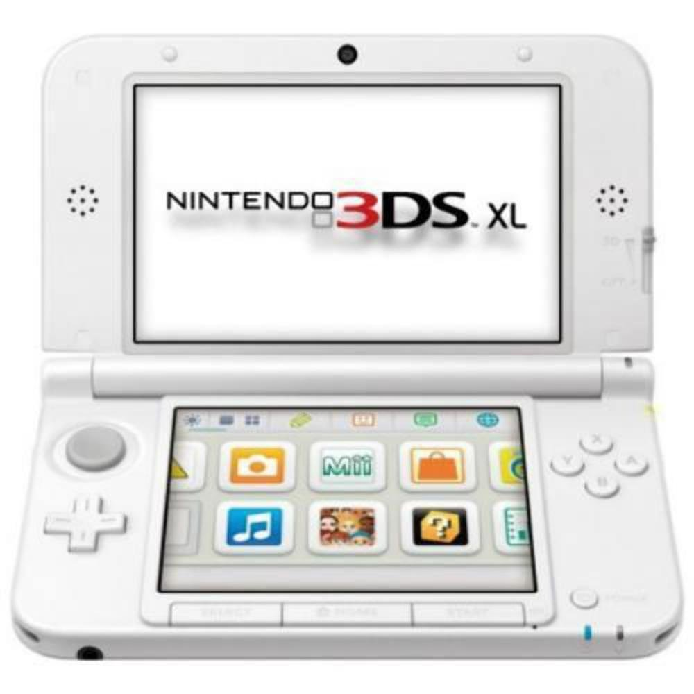 Amazon.com: Nintendo 3DS XL - Pink/White: Video Games