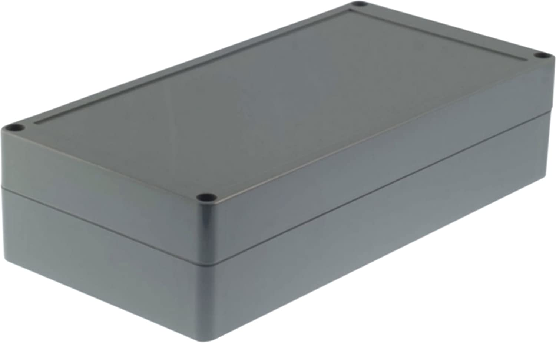 Eurosell Kunststoffgehä use IP65 240 x 120 x 60 mm Elektronische Gehä use Box Anschluß dose Elektrik Anschluss Dose