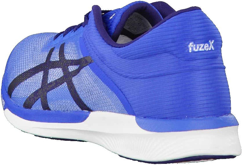 Asics fuzeX Rush Indigo BlueSilverWhite