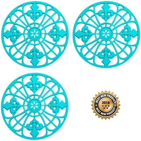 Silicone Trivets Dishes Kitchen Royalty product image
