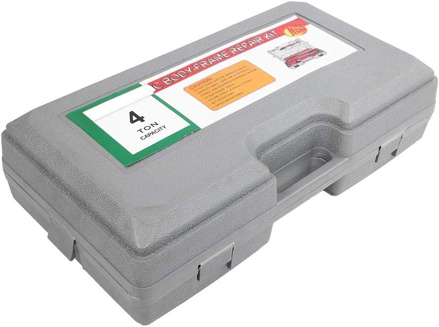 Hydraulic Cylinder Workshop Crane Trolley Jack Body Directional Kit Dent Set 4 Tone Red