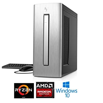 Amazon.com: HP Envy 750-610 - Procesador AMD Ryzen 5 1400 ...
