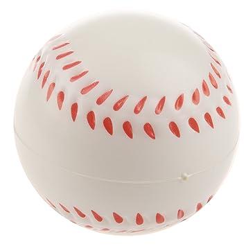 marques reconnues hot-vente plus récent différemment Cikuso Balle Anti-Stress de Baseball Blanche: Amazon.fr ...