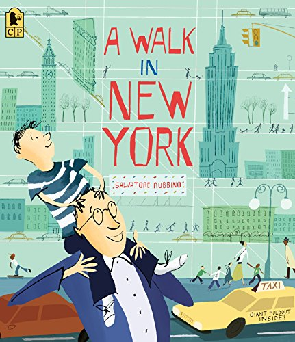 A Walk in New York (Places To Visit In New York For Kids)