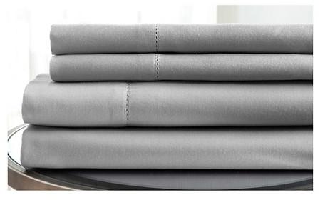 Luxury Comfort 1500 Thread Count Sheet Set - Elite Home : Target