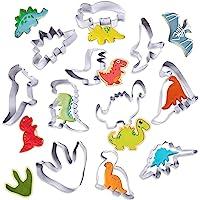 a ray of sunshine Cortadores Galletas Dinosaurio,Moldes de Dinosaurios para Pastel,Moldes para Galletas de Dinosaurio…