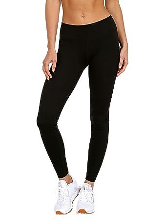 edacf46d02c60e Beyond Yoga Women's Essential Long Legging Jet Black XX-Large 27