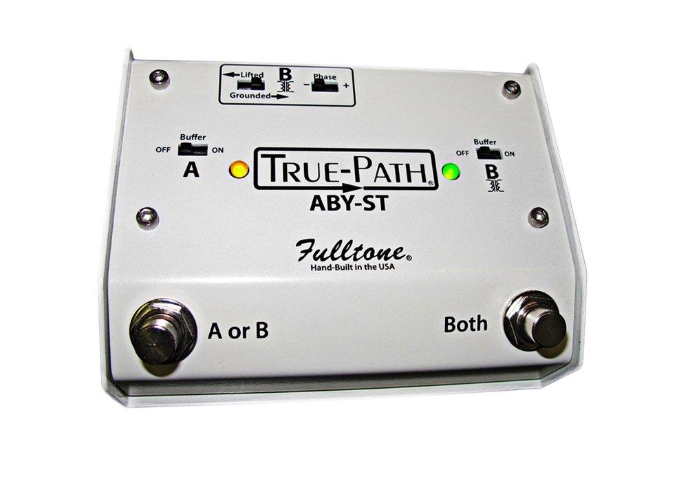 ★決算特価商品★ Fulltone [フルトーン] ABY-ST True-Path True-Path ABY-ST (正規輸入品) B009ZQ0D3O B009ZQ0D3O, 滝野町:5a84d5b5 --- a0267596.xsph.ru