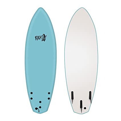Rock-It 6 Hope Surfboard (Blue)