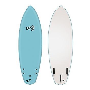 Rock-It 6 Esperanza Tabla de Surf Azul