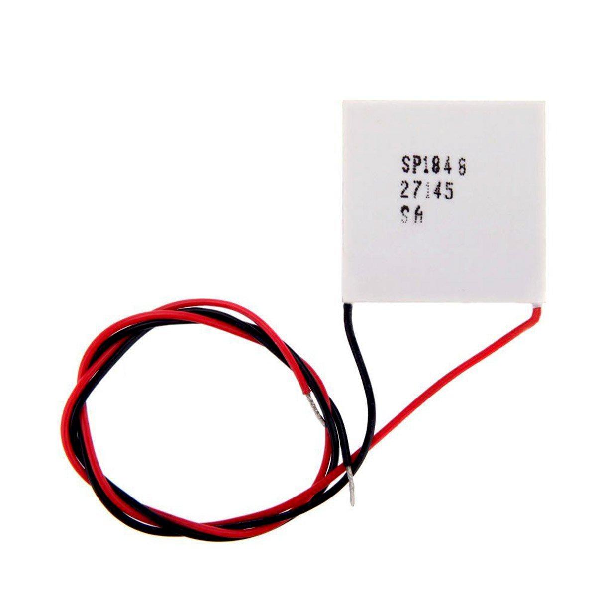 BNFUK 40x40mm Nuovo utile generatore d lta temperatura semiconduttore del generatore termoelettrico semplice