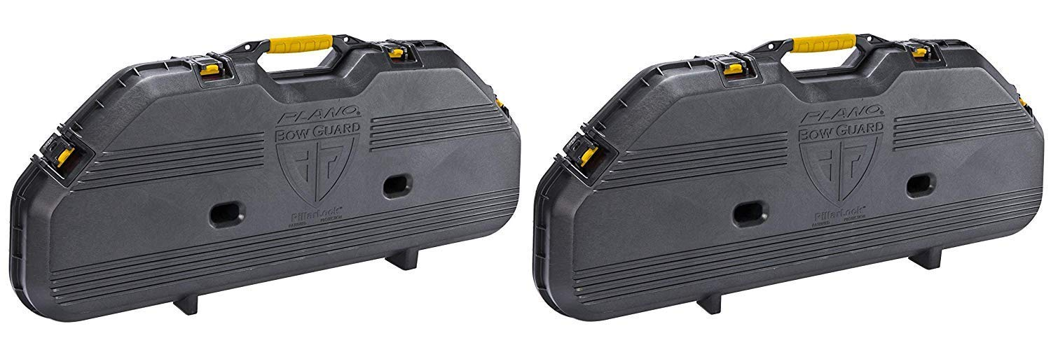 Plano 108110 Bow Guard AW Bow Case Black (Pack of 2)