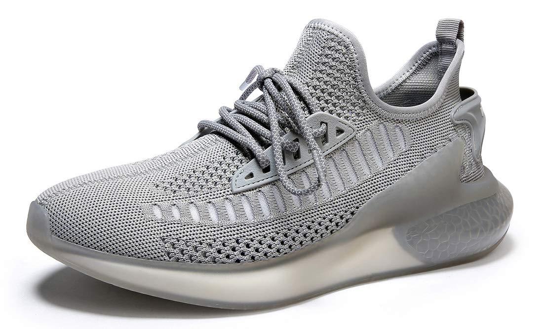 MOERDENG Women's Lightweight Slip On Fashion Sneaker Breathable Athletic Running Walking Shoes