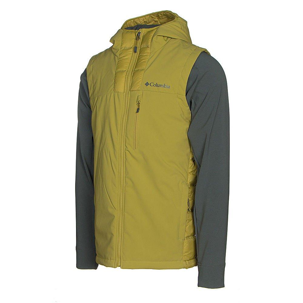 Columbia Mens Ramble Interchange Jacket Small Peppercorn