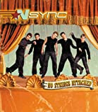 Nsync No Strings Attached Photocard Album