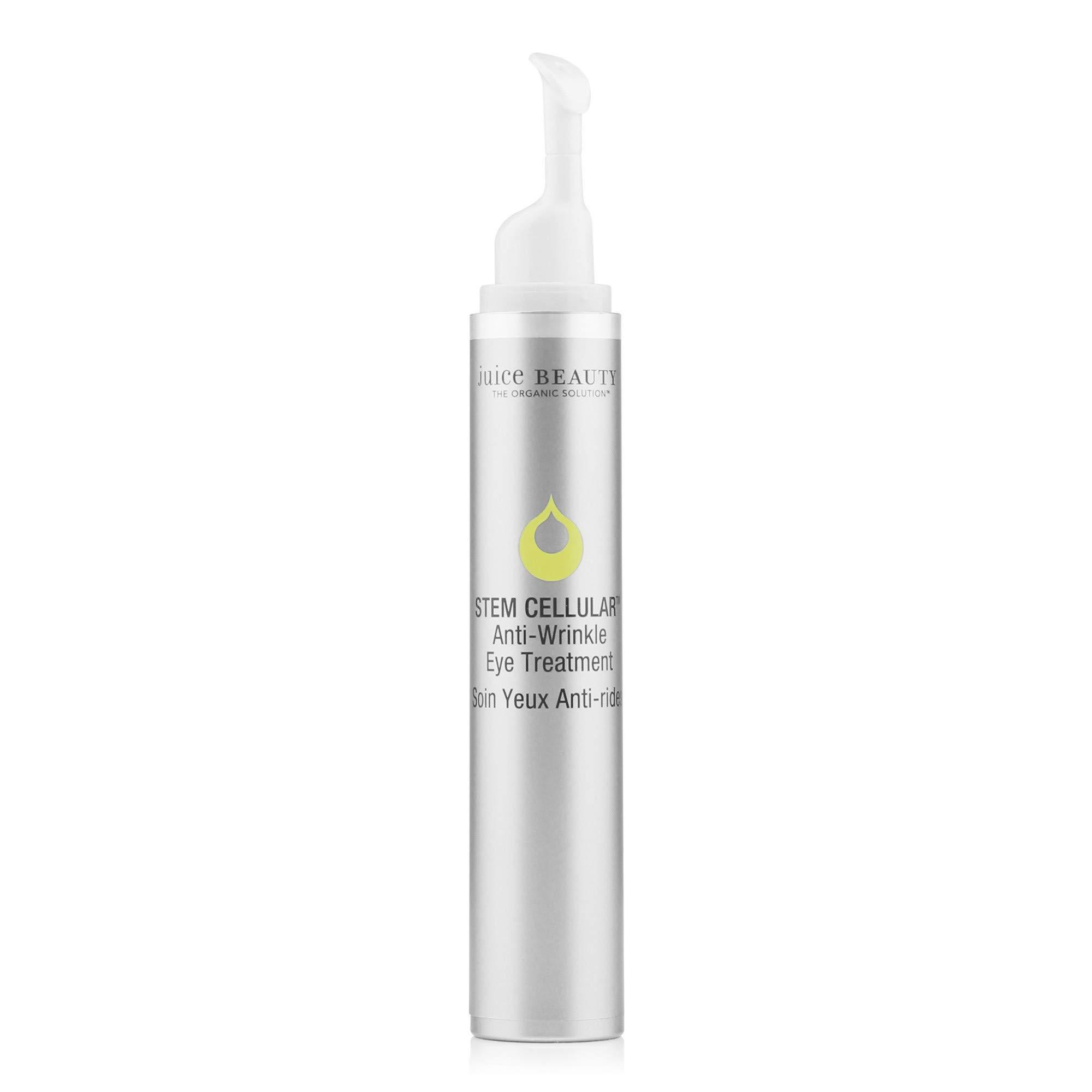 Juice Beauty Stem Cellular Instant Eye Lift Algae Mask and Anti-Wrinkle Eye Treatment