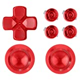 PS4 Metal Bullet Buttons Controller Parts PS 4