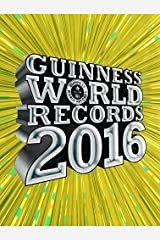 Guinness World Records 2016 Kindle Edition