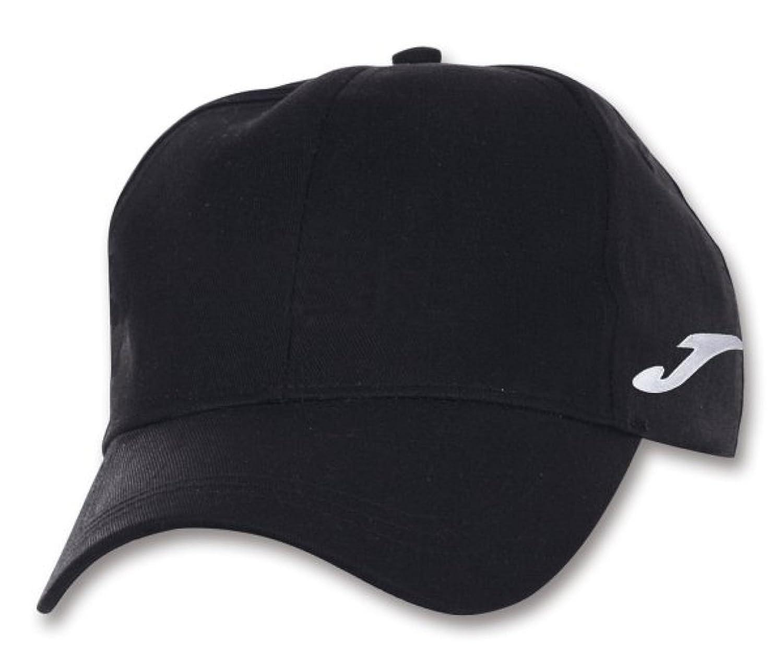 Joma Sportbekleidung Cap Gorra Loneta Negro 400089.100