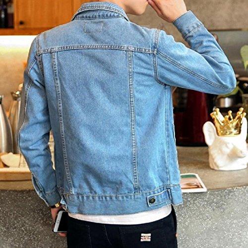 Buy jean jacket mens