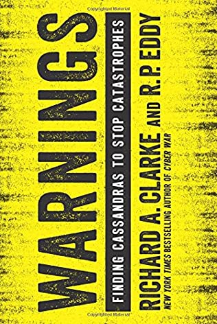 book cover of Warnings