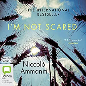 I'm Not Scared Hörbuch