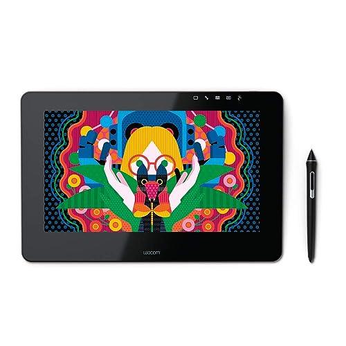 Wacom Cintiq Pro 13 DTH Monitor USB Alámbrico 13 Negro