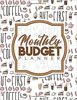 Monthly Budget Planner Bill Pay Ledger Home Budget Spreadsheet