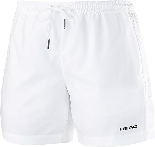 HEAD Damen Club Shorts Oberbekleidung