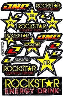 Rockstar Energy Sticker Car Racing Motorcross Decal