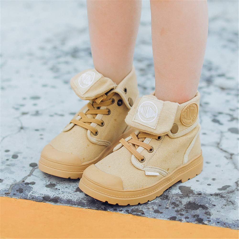 Smart.A Baby Kids Boots Girl Boy Shoes Hiking Winter Snow Booties