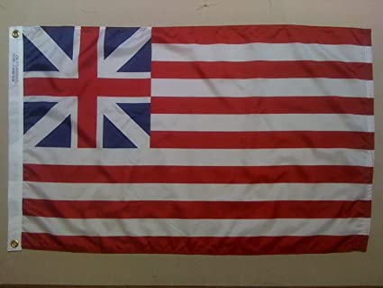 Annin Flagmakers Model 317595 Grand Union 3x5 Ft Nylon Dyed Design Flag American Outdoor Flags Garden Outdoor