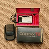 Contax T2 Silver 35mm Camera