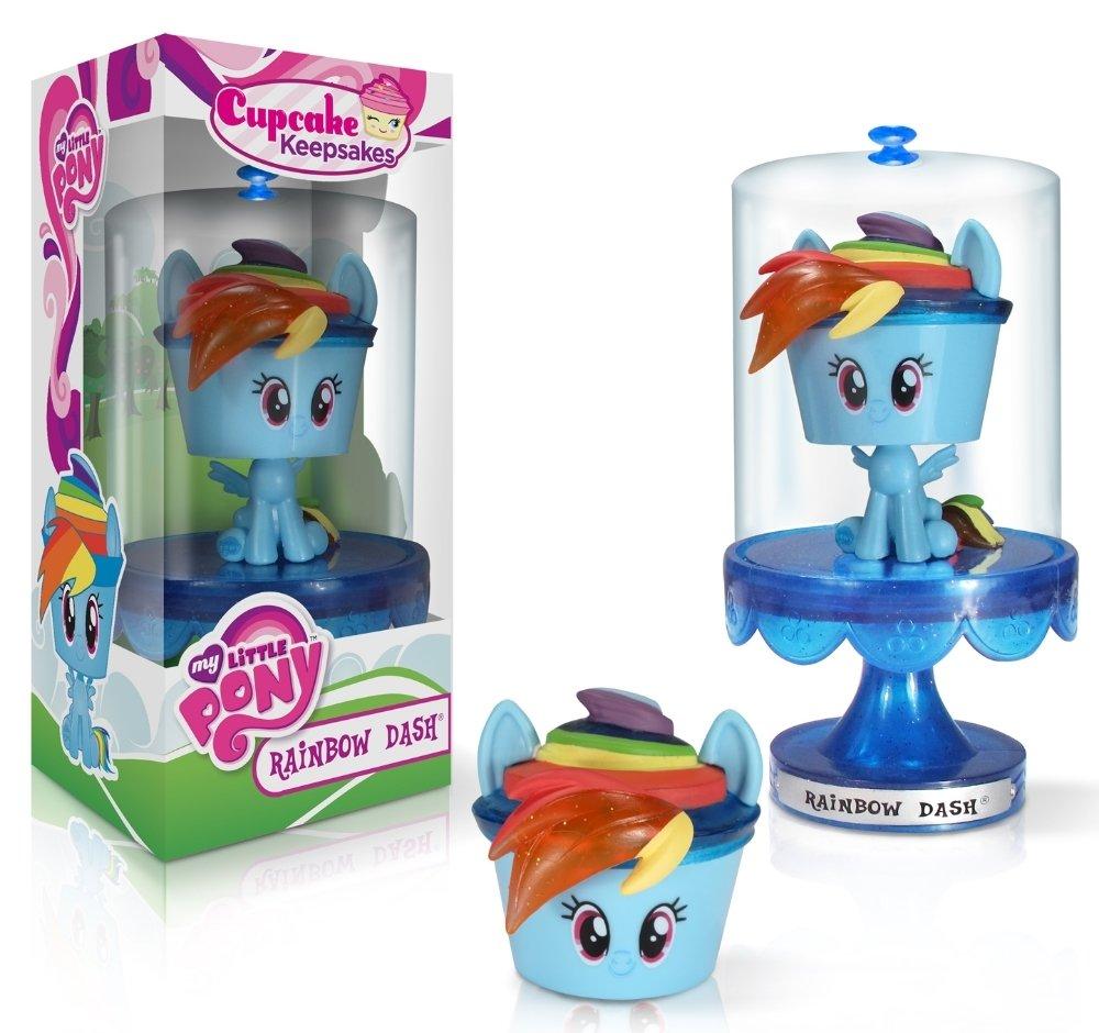 Funko MLP: Cupcake Keepsakes Rainbow DashFigure