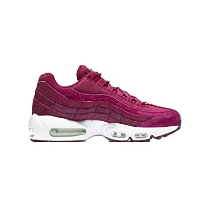b042bd1b2c Amazon.com | Nike Women's Air Max 95' Premium Purple 807443-602 ...
