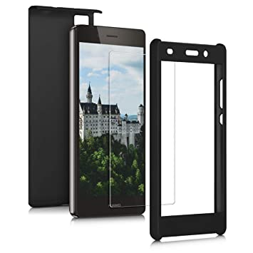 kwmobile Funda para Huawei P8 Lite (2015): Amazon.es ...