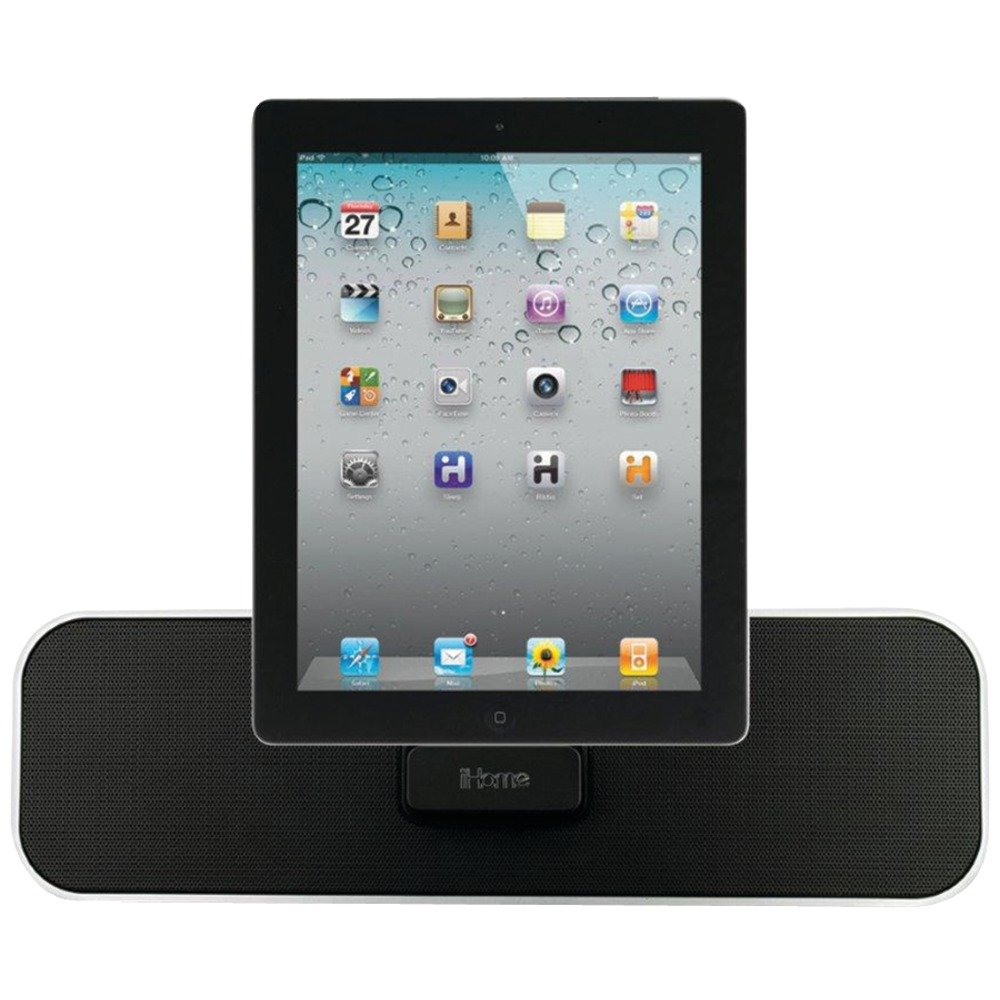 iHome iD7SC 30-Pin iPod/iPhone/iPad Speaker Dock