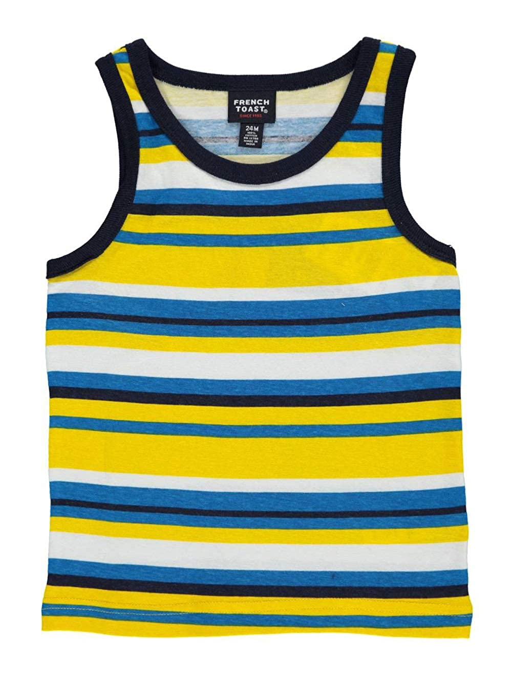 French Toast Boys' Striped Tank Top 12 months