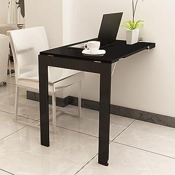 Pliante Table Table Salle Table fixée à Mur au Manger de PkuOZXTi