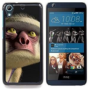 - Monkey Face Eyes Nose Cartoon - - Monedero pared Design Premium cuero del tir???¡¯???€????€????????????&