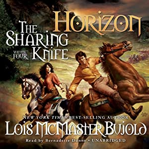 The Sharing Knife, Vol. 4: Horizon Audiobook