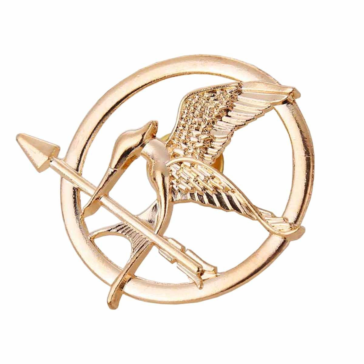 Sungpunet The Hunger Games Film Sinsajo Prop Rep Pin ...