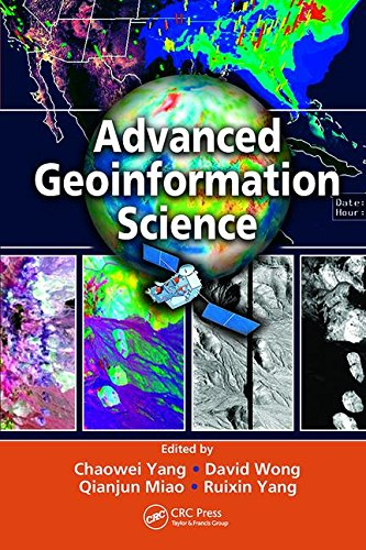 Advanced Geoinformation Science-cover